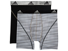 adidas adidas Sport Performance Climalite Graphic 2-Pack Boxer Brief