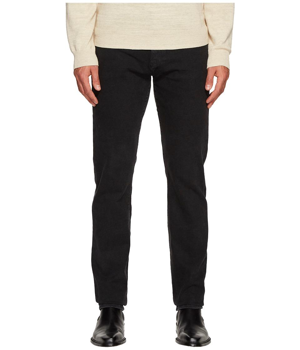 BALDWIN - Henley Slim Straight Jeans (Smoke) Mens Jeans