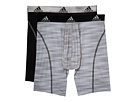 adidas Sport Performance Climalite Graphic 2-Pack Midway