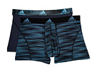 adidas adidas Sport Performance Climalite Graphic 2-Pack Trunk