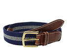 Vineyard Vines Heathered Wool Canvas Club Belt