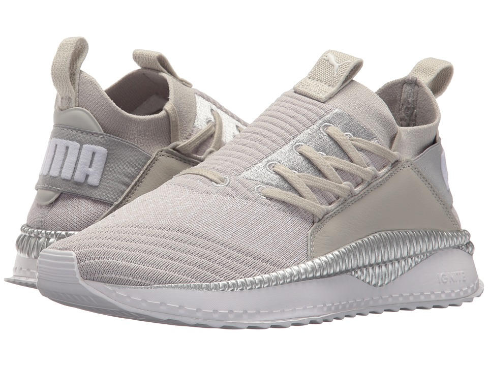 PUMA - Tsugi Jun (Gray Violet-Puma White-Silver) Womens Shoes on ... 3454a33f87