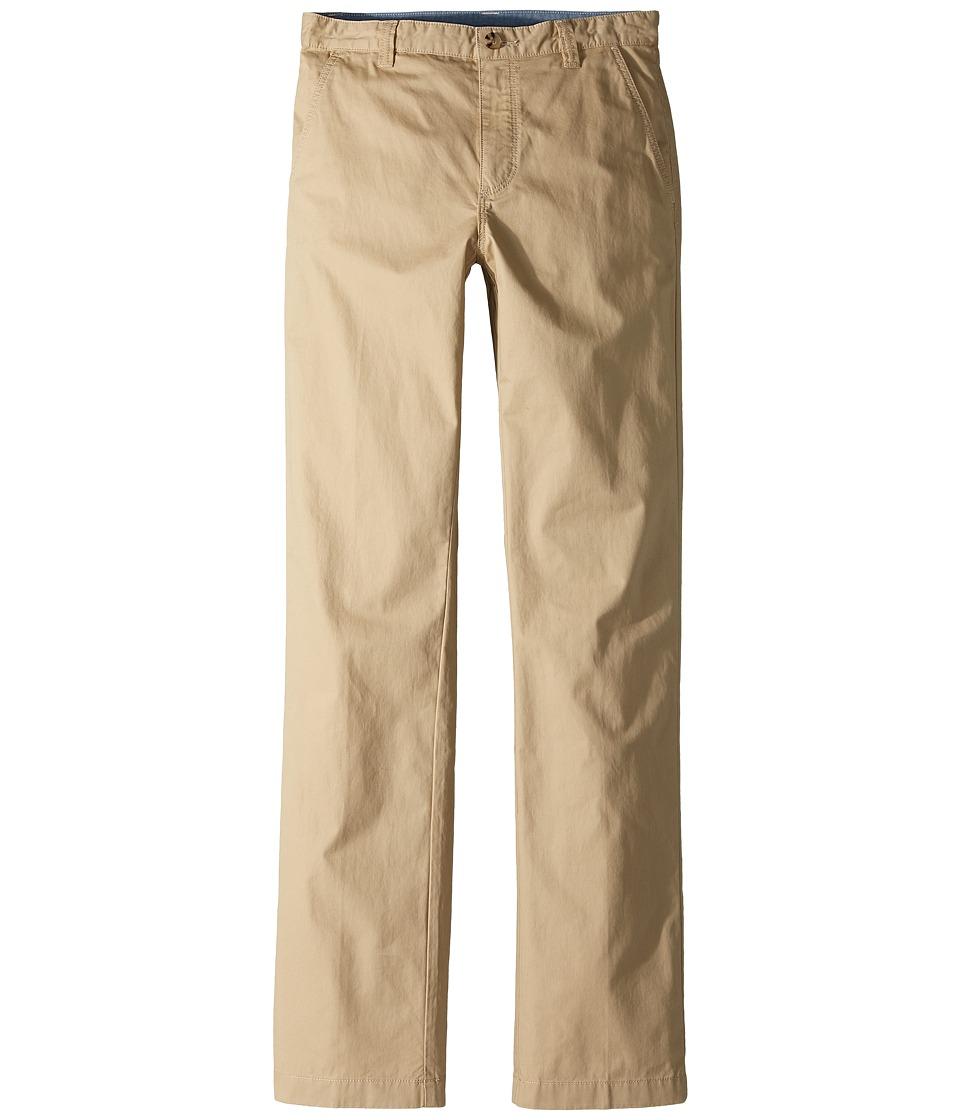 Lacoste Kids - Classic Gabardine Chino (Little Kids/Big Kids) (Macaroon) Boys Casual Pants