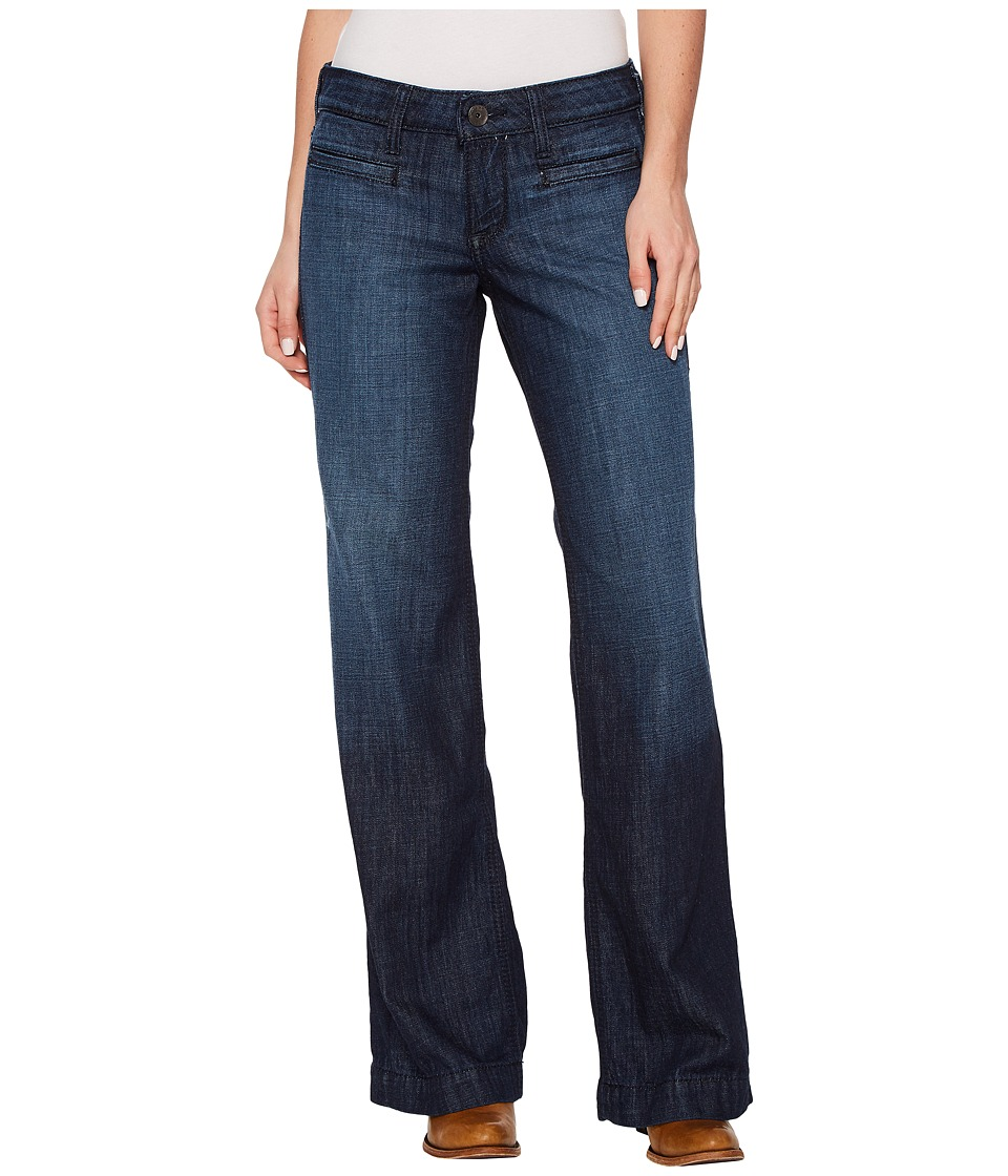 Ariat - Trouser Dawn Jeans in Blue Ivy