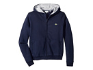 Lacoste Kids Sport Hoodie Fleece (Toddler/Little Kids/Big Kids)