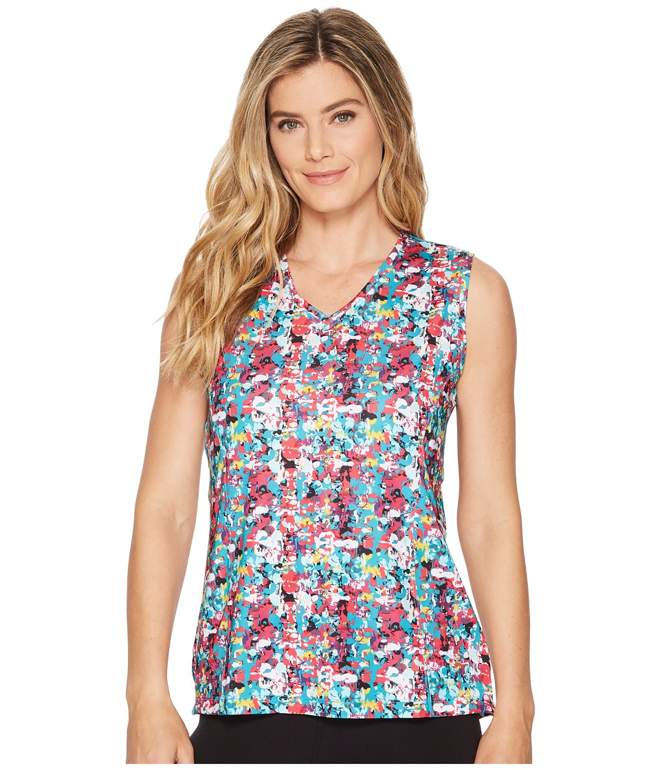 Skirt Sports Free Me Tank (Holiday Print) Women