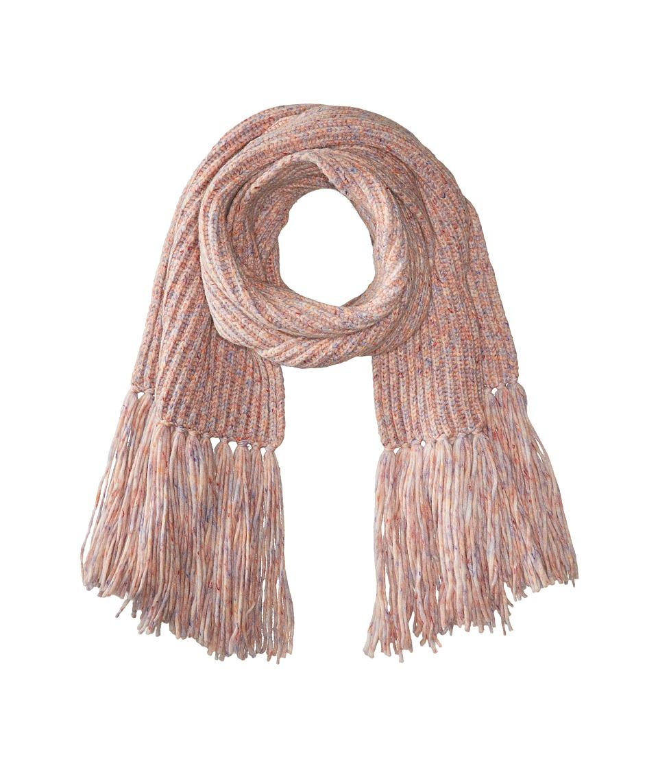 rag & bone - Devin Scarf (Pink Multi) Scarves