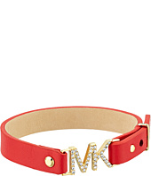 Michael Kors - Iconic Pave Covered MK Logo Bracelet