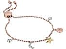 Michael Kors - Brilliance Slider Bracelet with Tri-Tone Celestial-Inspired Charms