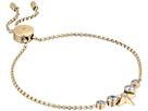 Michael Kors - Brilliance Slider Bracelet w/ Centered Star