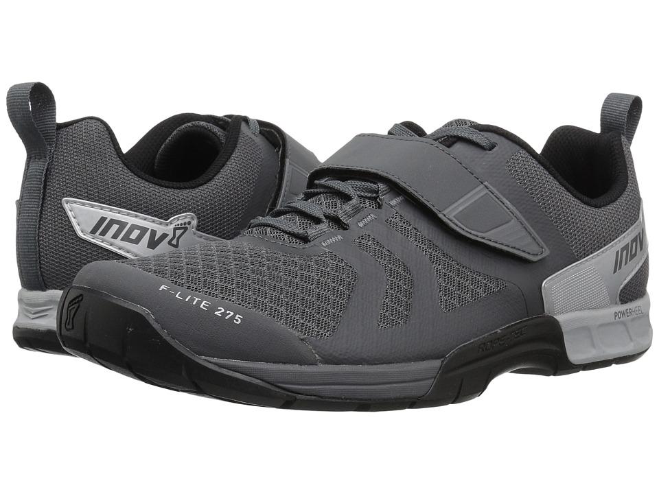 Inov-8 F-Lite 275 (Grey/Black) Women's Shoes