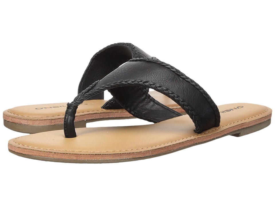 O'Neill - Dahlia (Black) Women's Sandals