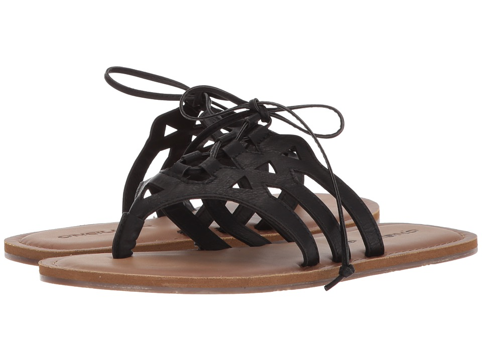 O'Neill - Sarafina (Black) Women's Sandals