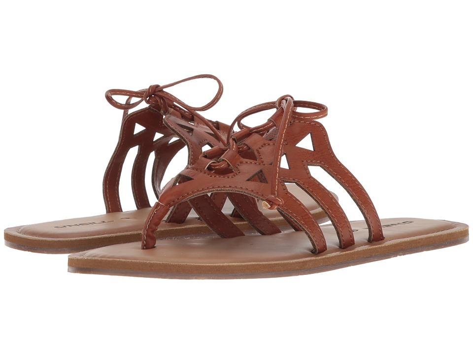 O'Neill Sarafina (Tan) Sandals