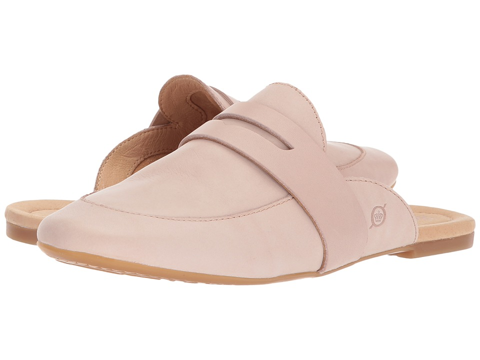 Born Cayo (Soft Pink Full Grain Leather) Women