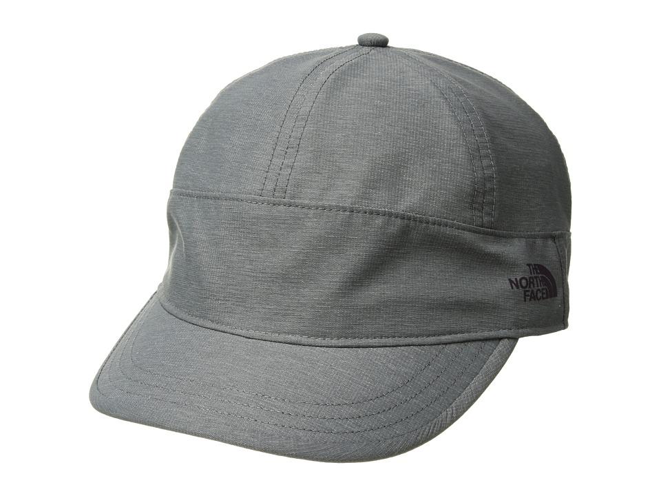 The North Face - Alamere Hiker Cap (TNF Medium Grey Heather/Galaxy Purple) Baseball Caps