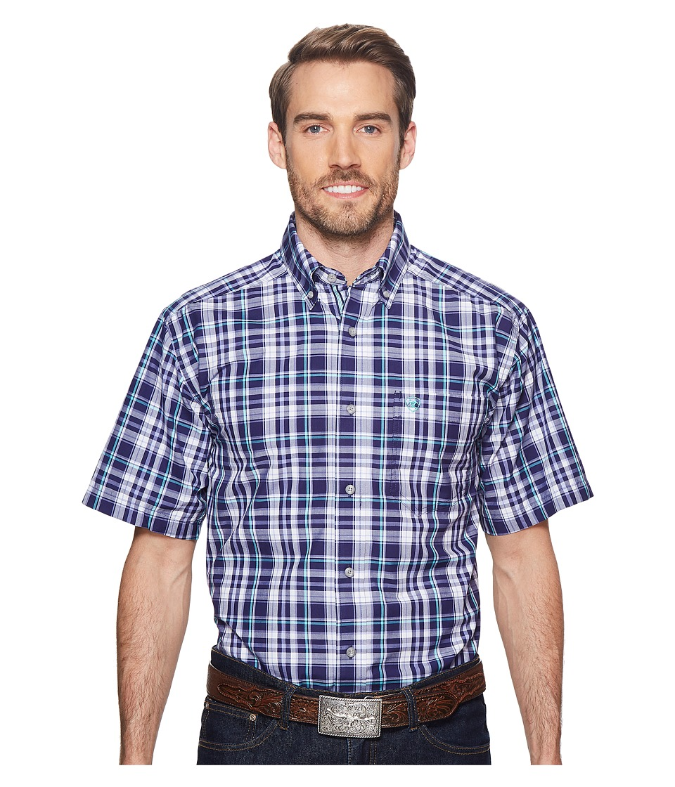 Ariat - Easton Shirt (Astral Aura) Mens Long Sleeve Button Up