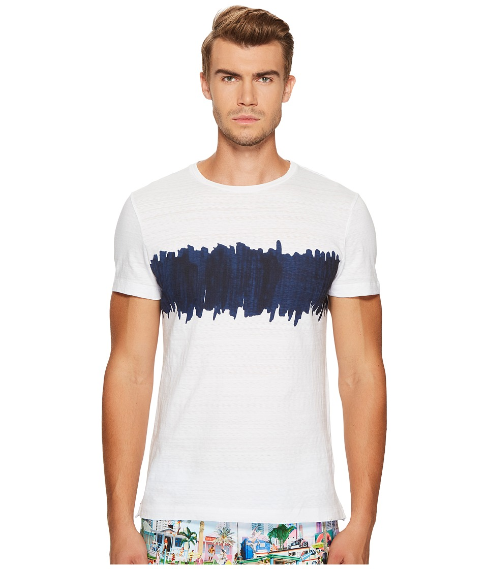 Orlebar Brown - Sammy Painted Stripe T-Shirt