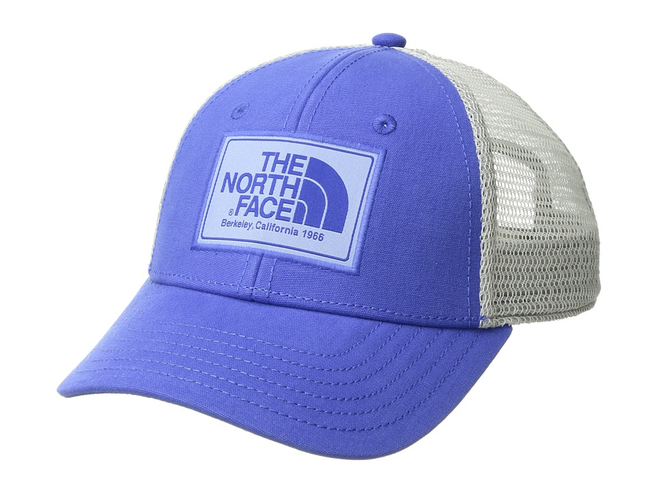 The North Face Kids - Youth Mudder Trucker Hat (Dazzling Blue) Caps
