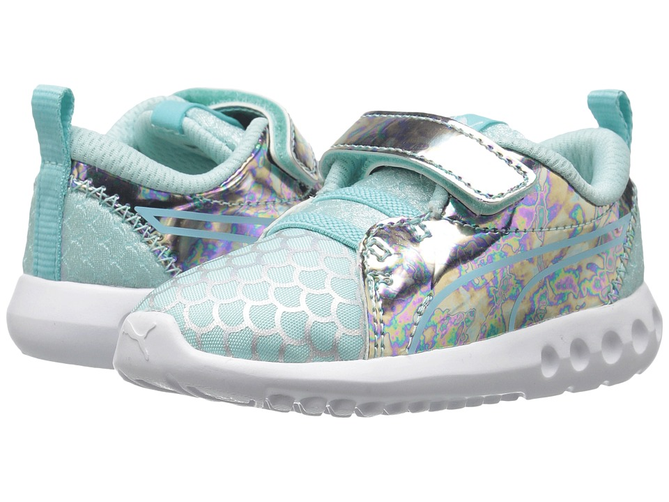 Puma Kids Carson 2 Mermaid V (Toddler) (Island Paradise/Island Paradise) Girls Shoes