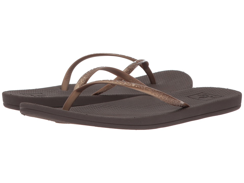 Reef Escape Lux (Cocoa) Sandals