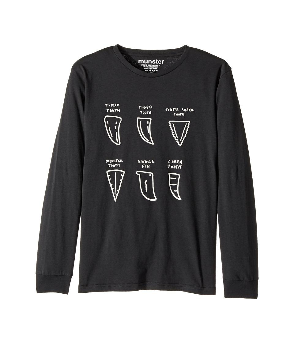 Munster Kids - Fang Vs Fin Jersey Long Sleeve Tee