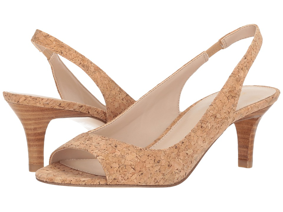 Pelle Moda Belini (Natural Cork) High Heels