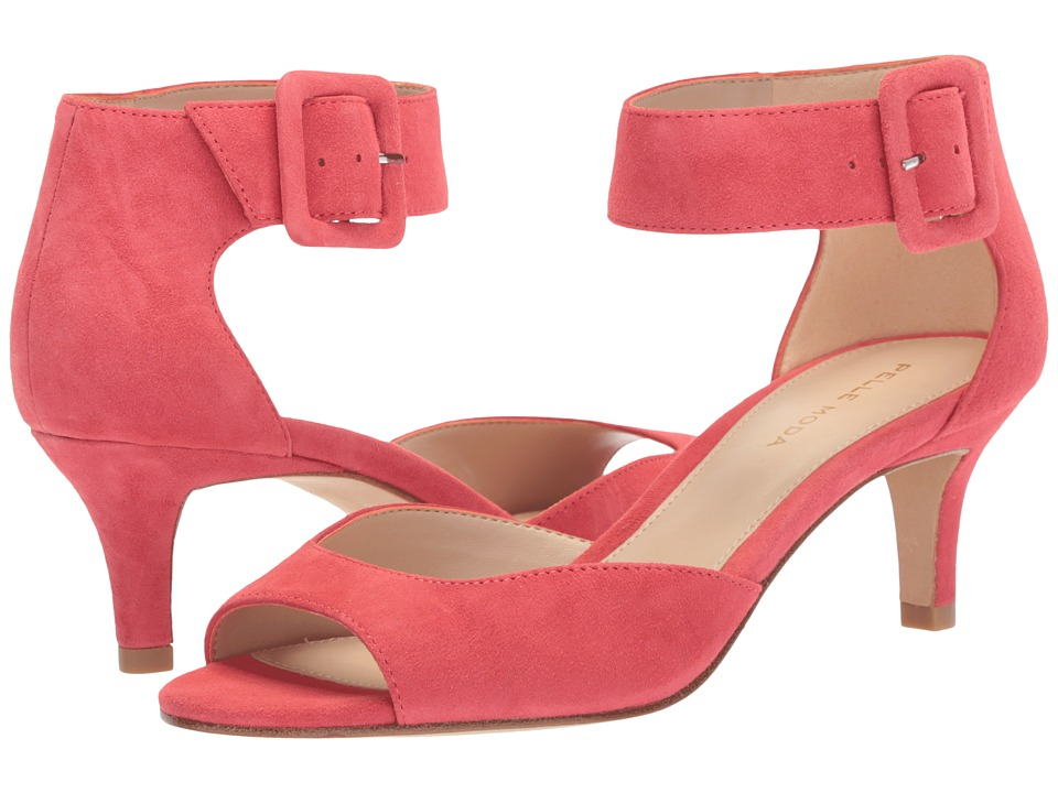 Pelle Moda Berlin (Flamingo Suede) High Heels