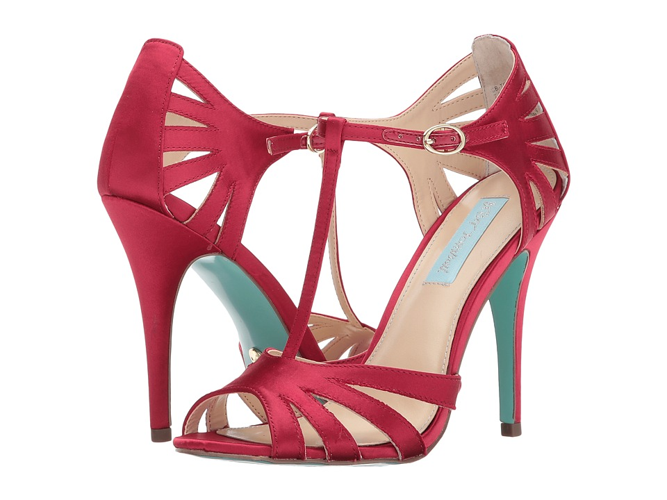 Blue by Betsey Johnson Tee (Scarlett) High Heels