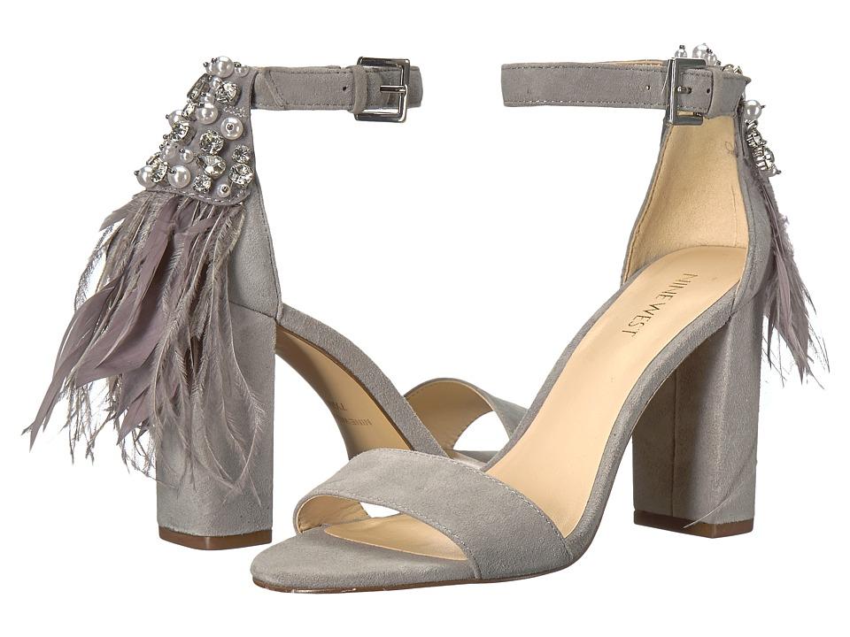 Nine West Aaronita (Grey Suede) Women