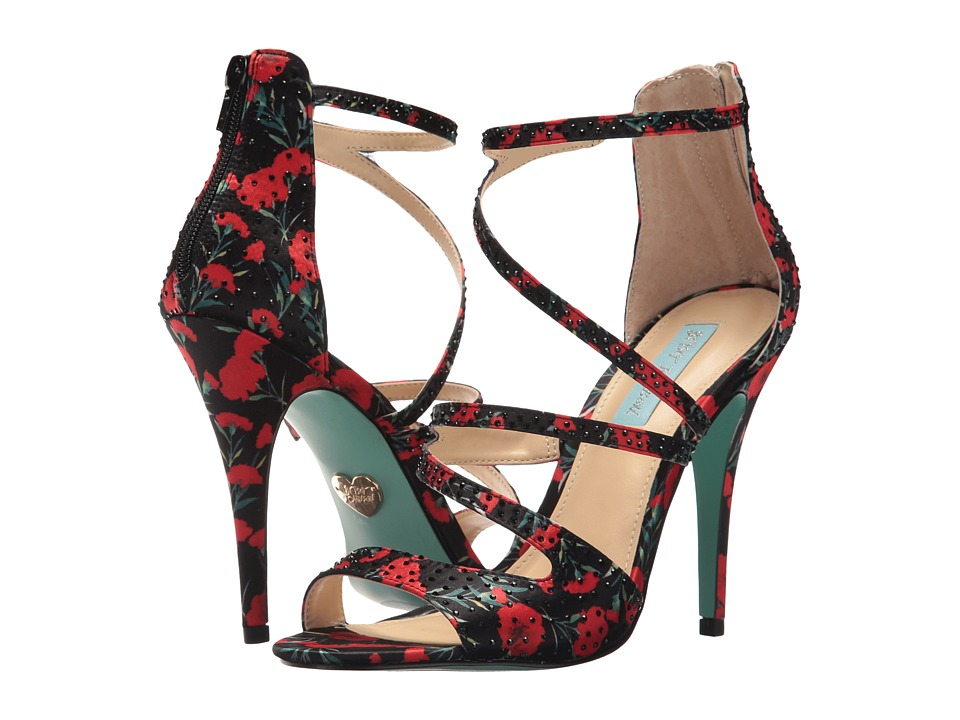 Blue by Betsey Johnson Izzy (Scarlett) High Heels