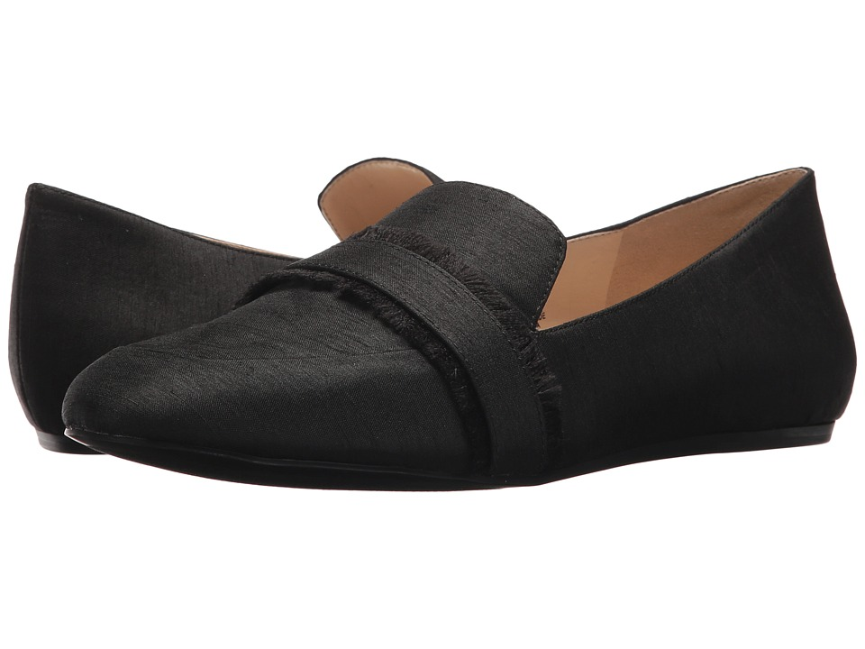 Nine West Baruti Loafer (Black Fabric) Women