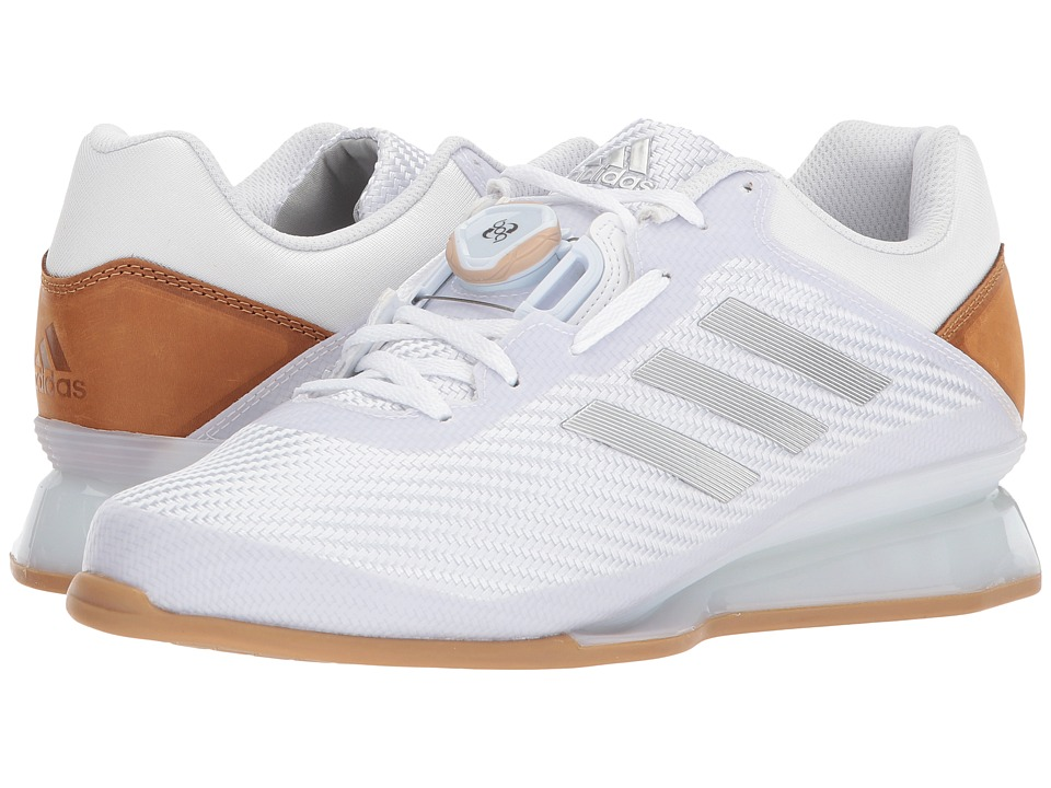 Adidas Leistung 16 II (Footwear White/Silver Metallic/Gum...