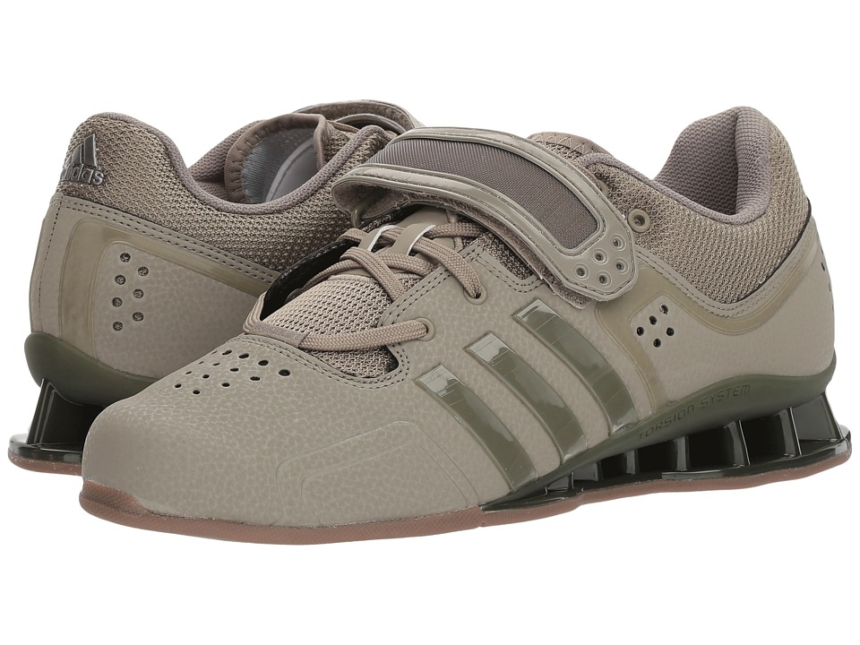 adidas - adipower Weightlift (Trace Cargo/Trace Cargo/Gum 5) Mens Shoes