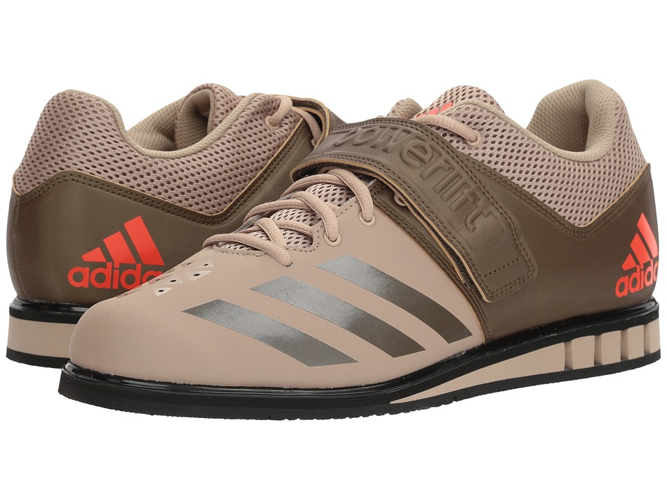 Adidas Powerlift 3.1 (Tech Beige/Trace Olive/Core Black) ...