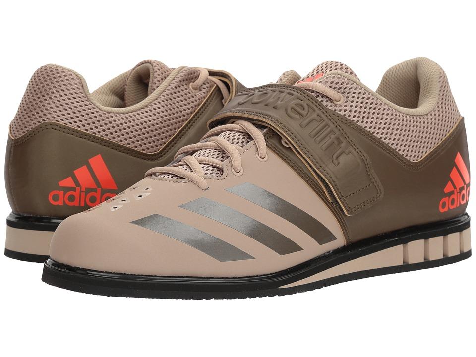 Adidas Powerlift 3.1 (Tech Beige/Trace Olive/Core Black) ...