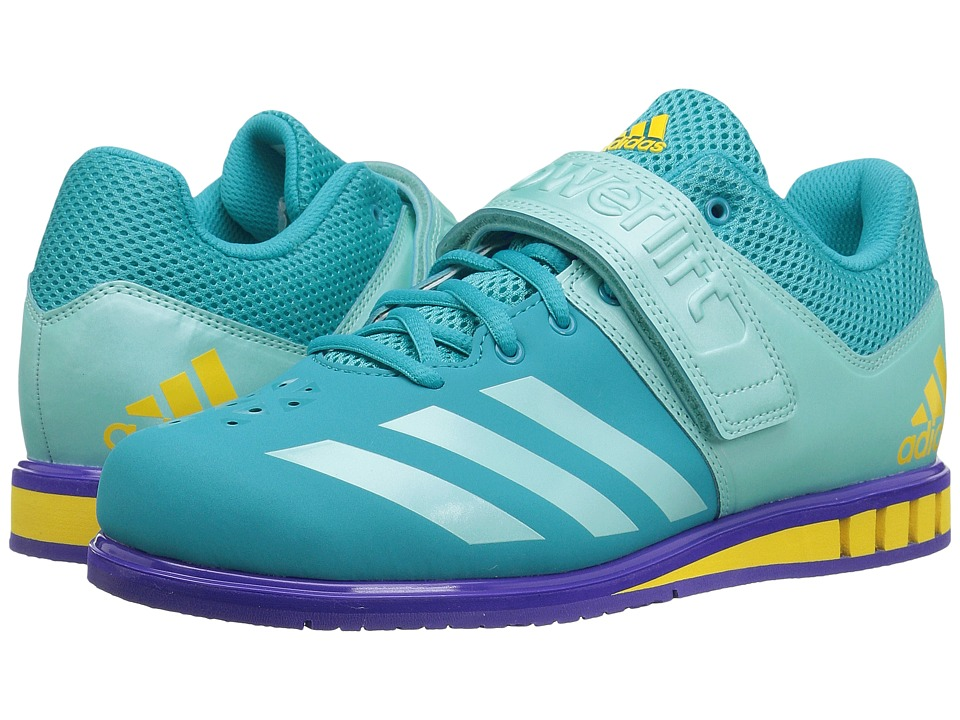 Adidas Powerlift 3.1 (Energy Blue/Energy Aqua/Noble Ink) ...