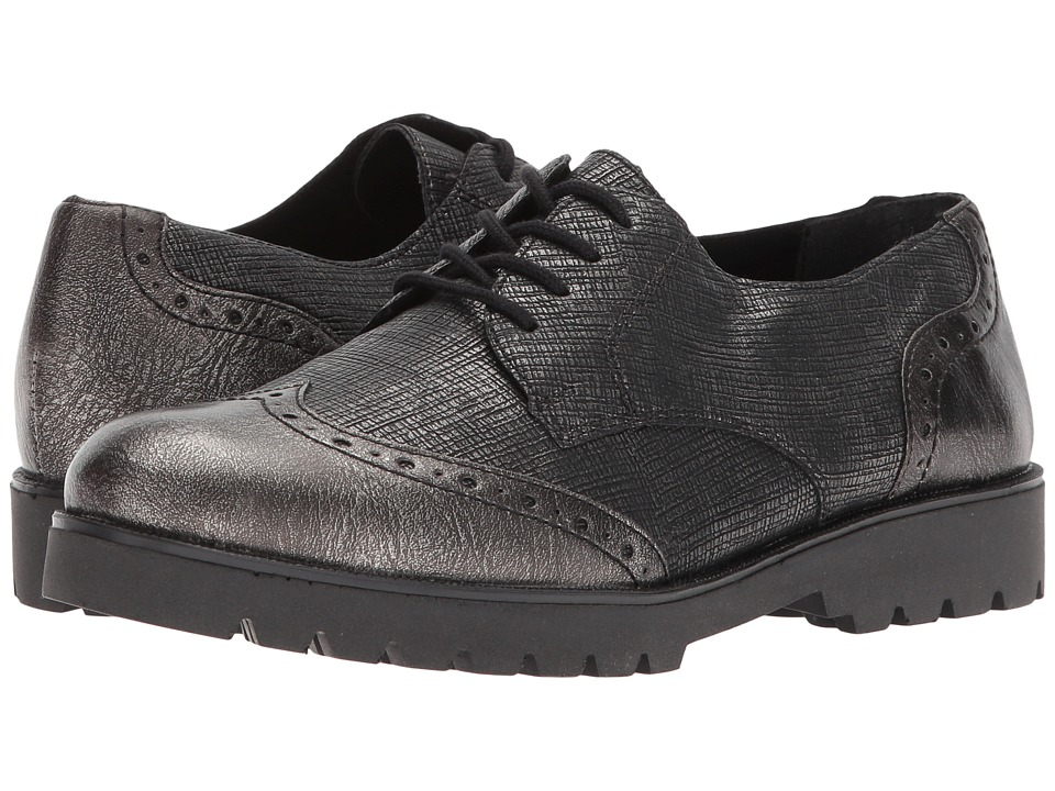 Rieker - D0113 Kelani 03 (Altsilber/Graphite) Womens Shoes