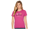 Life is Good Colorful Gathering Crusher Tee
