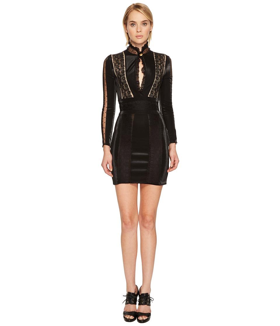 Pierre Balmain - Victorian Lace Long Sleeve Dress