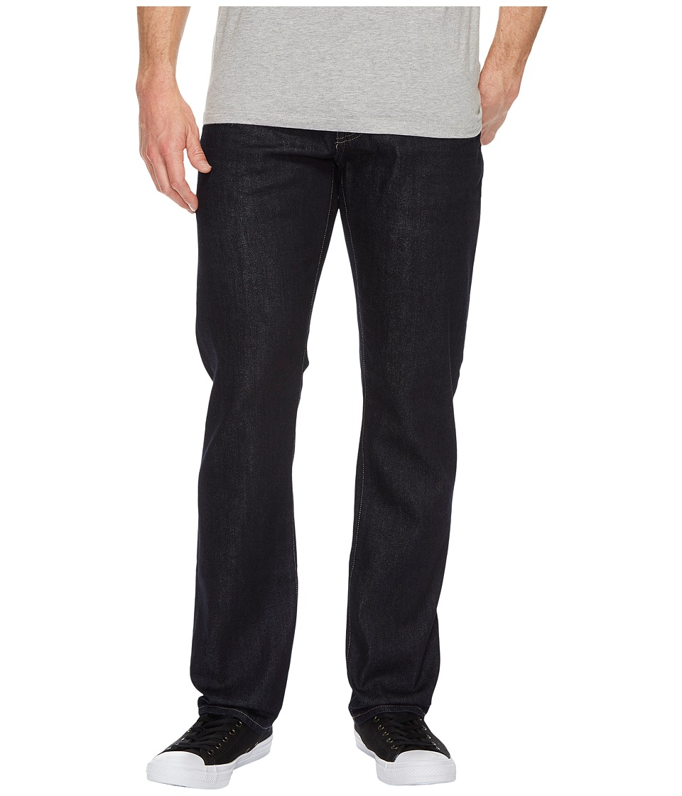 Mavi Jeans Zach Mid-Rise Straight Leg in Midnight Williamsburg (Midnight Williamsburg) Men