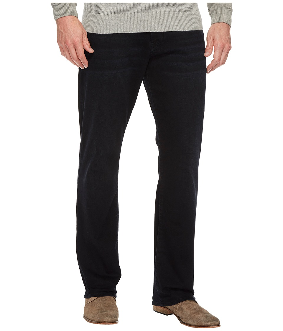 Mavi Jeans Matt Relaxed Straight Leg in Blue Black Williamsburg (Blue Black Williamsburg) Men