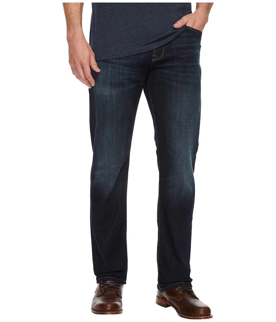 Mavi Jeans Matt Relaxed Straight Leg in Dark Shaded Authentic Vintage (Dark Shaded Authentic Vintage) Men