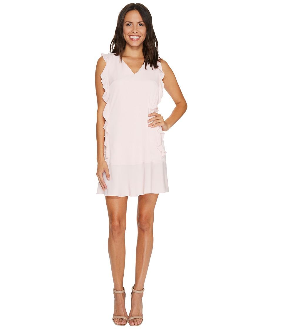 CeCe Harper Ruffle Dress (Rosy Glow) Women