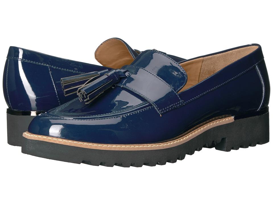 Franco Sarto Carolynn (Inky Navy) Women's Shoes