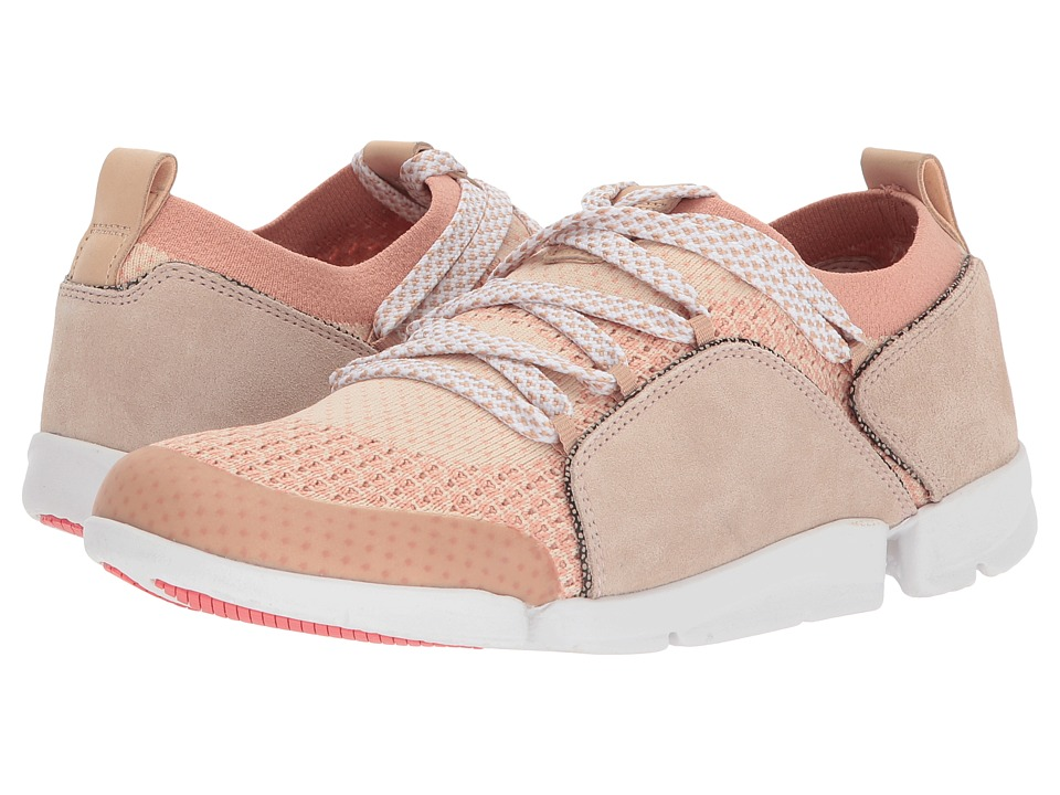 Clarks - Tri Amelia (Pink Combination) Womens Shoes