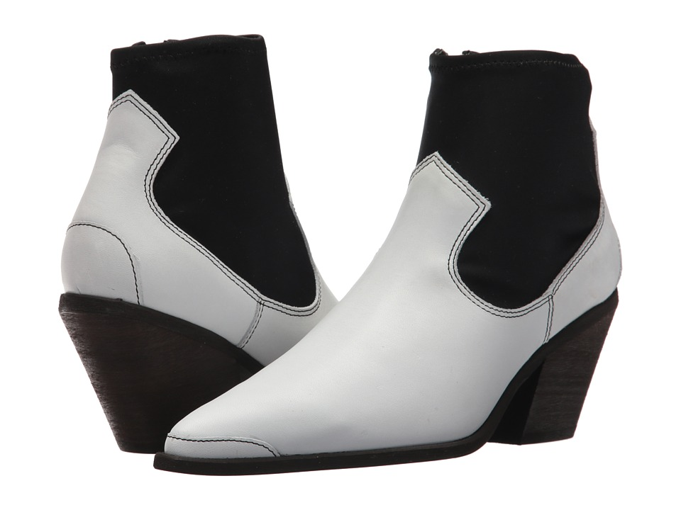 Free People Jackson West Boot (White) Women