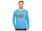 Life is Good Time Spent Fishing Long Sleeve Crusher Tee