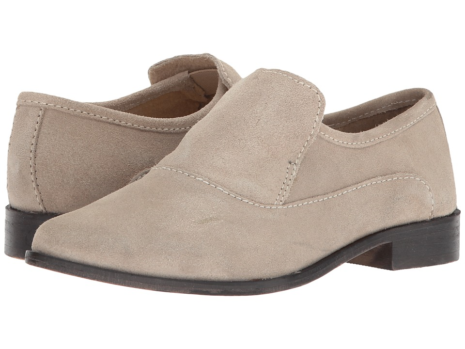 Free People Brady Slip-On Loafer (Taupe) Women