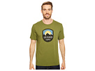 Life is Good Explore Mountains Smooth Tee